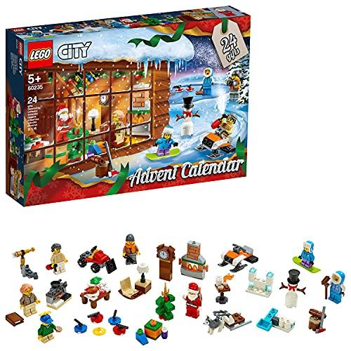 LEGO 60235 City Occasions City Adventskalender (Vom Hersteller Nicht mehr verkauft)