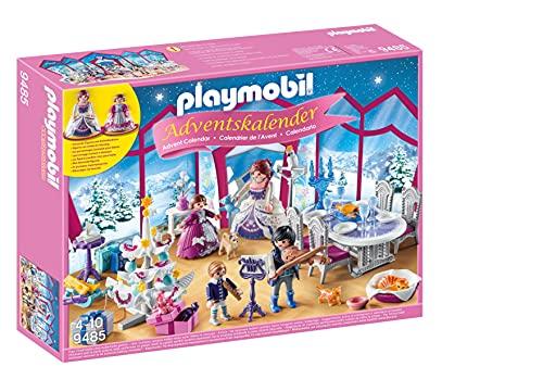 PLAYMOBIL Adventskalender 9485 Weihnachtsball im Kristallsaal, Ab 4 Jahren [Exklusiv bei Amazon]