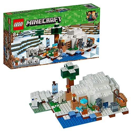 LEGO 21142 Minecraft Eisiglu (Vom Hersteller nicht mehr verkauft)