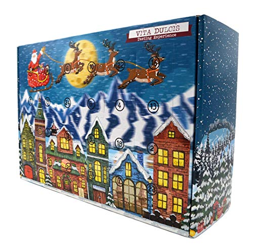 Gin Adventskalender Klassik 2020-24x0,02l Worldwidespirits