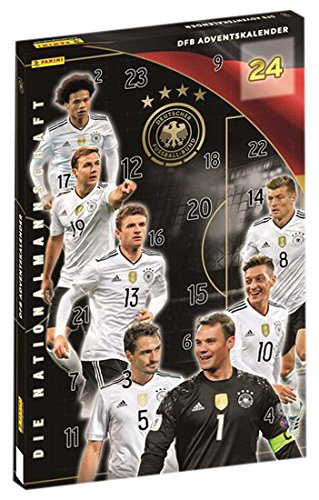 DFB Nationalmannschaft: Adventskalender mit ScanWish-Funktion