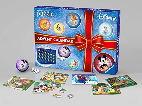 Ravensburger 11676 Disney Adventskalender