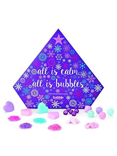 Bubble Boutique Luxus Badezeit Weihnachten Adventskalender