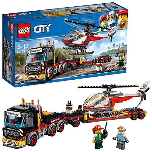 LEGO 60183 City Great Vehicles Schwerlasttransporter (Vom Hersteller nicht mehr verkauft)