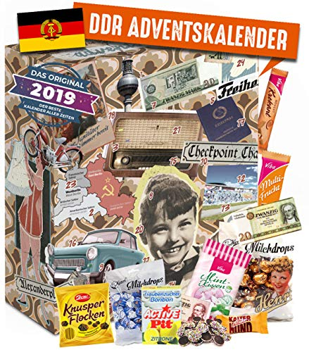 Adventskalender DDR 2019