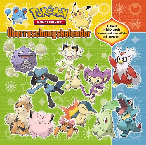 Pokémon 25681 Adventskalender