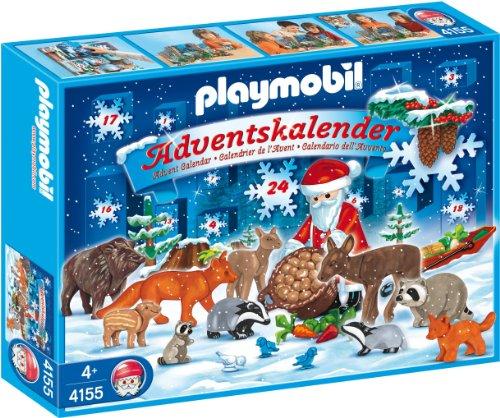 Playmobil 4155 - Adventskalender Wildfütterung