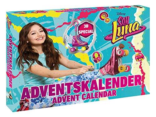 CRAZE 57408 Disney Soy Luna Adventskalender
