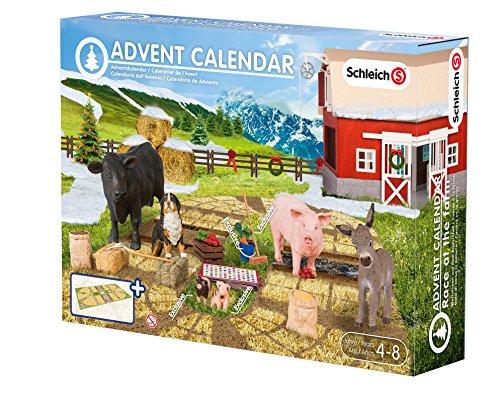 SCHLEICH 97052 - Adventskalender Bauernhof 2015