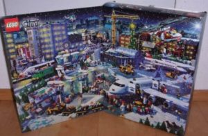 Lego Adventskalender inhalt