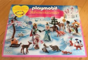 madechen playmobil adventskalender