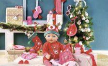 Baby Born Adventskalender basteln