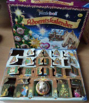 Pferde Adventskalender