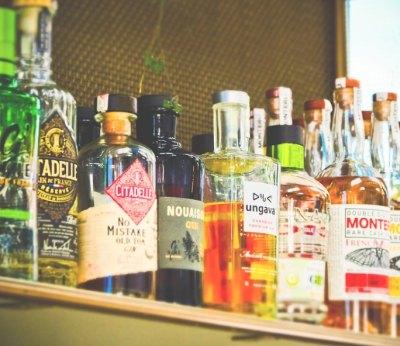 Spirituosen Alkohol Adventskalender