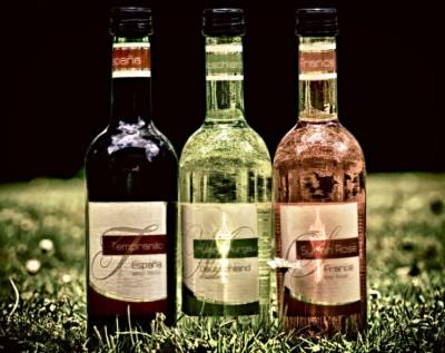 Adventskalender Wein