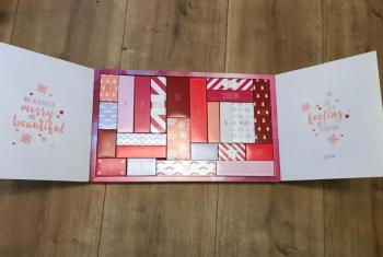 Beauty Adventskalender Kosmetik