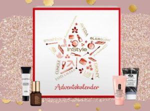 Der Beauty Adventskalender von InStyle
