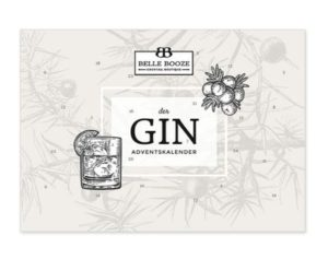 Gin Adventskalender Bellebooze