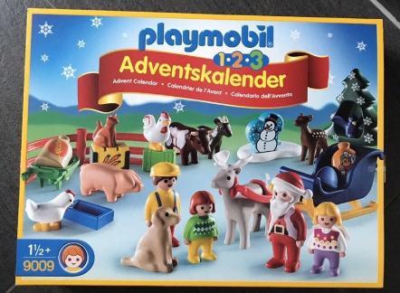 Spielzeug Adventskalender