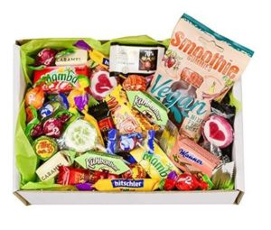 Vegane Süßigkeiten Adventskalender