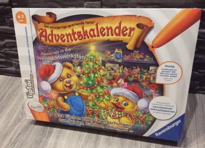 bester Ravensurger Adventskalender