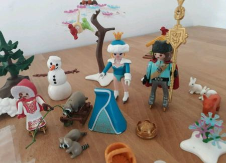 Frozen Adventskalender Figuren