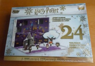 Harry Potter Adventskalender Funko Pop