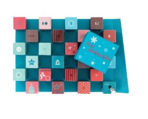 Lauensteiner Adventskalender - Winter Cubes