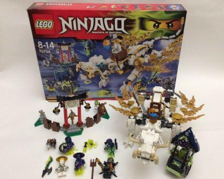 Ninjago Adventskalender