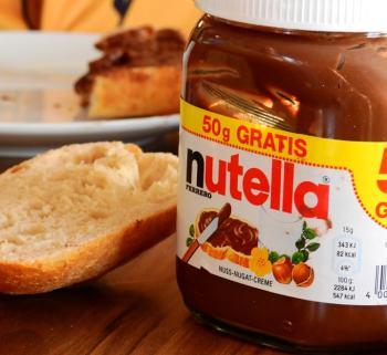 Nutella Adventskalender