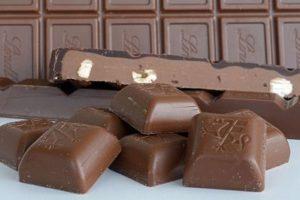 Schokoladen Adventskalender Lindt