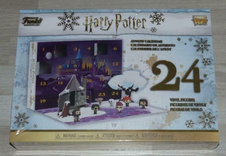 bester harry potter adventskalender