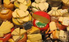 Käse Adventskalender als Geschenk