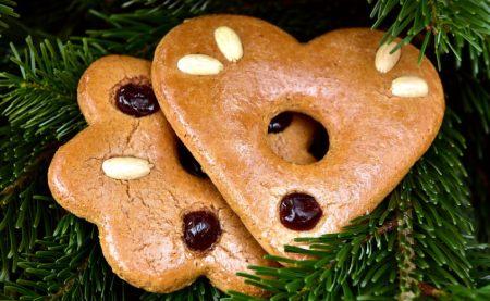 Lebkuchen Adventskalender