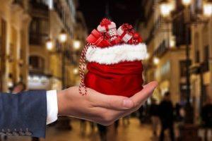 Pärchen Adventskalender als Geschenk