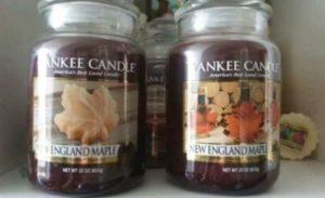 Yankee Candle Adventskalender als Geschenk