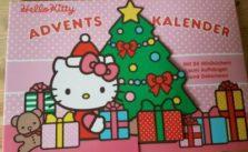 adventskalender hello kitty