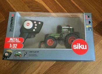 siku adventskalender traktor