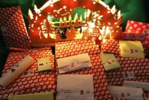Bester XXL DIY Adventskalender