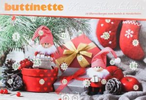 Buttinette - Kreativ Adventskalender