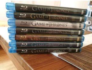 Game of Thrones Adventskalender als Geschenk