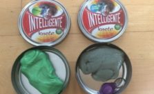 Slime Adventskalender Intelligente Knete