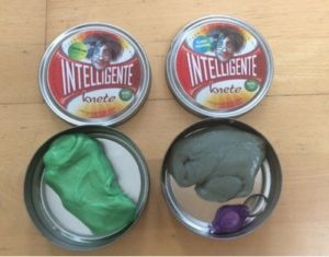 Slime Adventskalender Intelligente Knete
