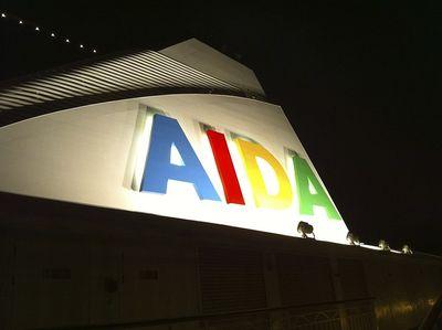 AIDA Adventskalender als Geschenk