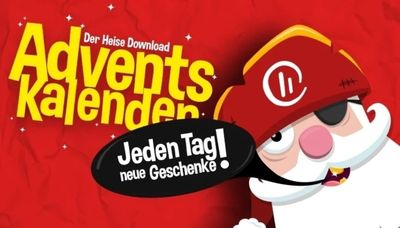 Heise Download Adventskalender