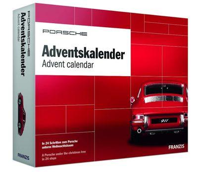 Adventskalender Auto Motor Sport