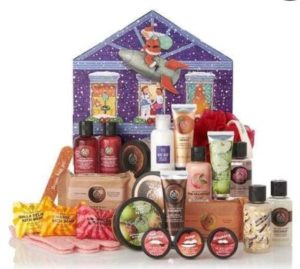 Body Shop Adventskalender Test