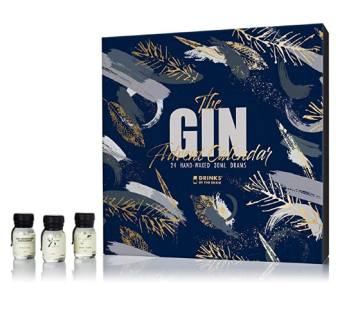 gin drinks by the dram adventskalender