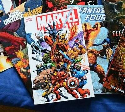 Marvel Adventskalender als Geschenk