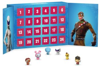 fortnite adventskalender funk pop
